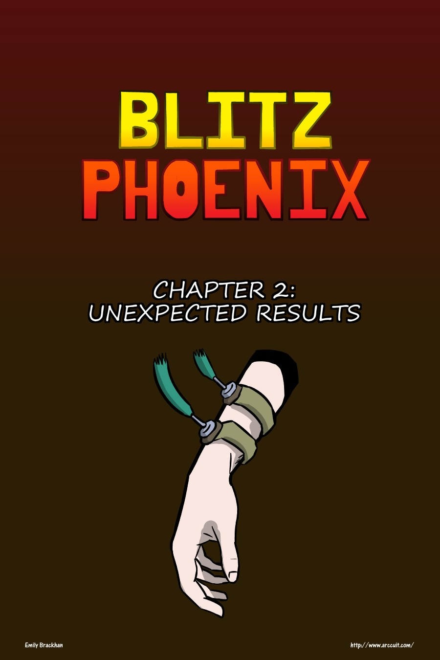 Blitz Phoenix: Chapter 2 - Unexpected Results