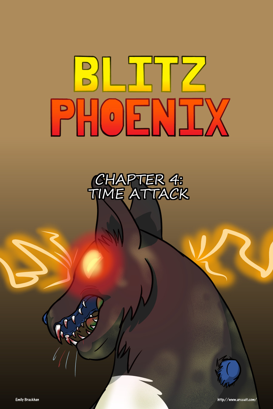 Blitz Phoenix: Chapter 4 - Time Attack