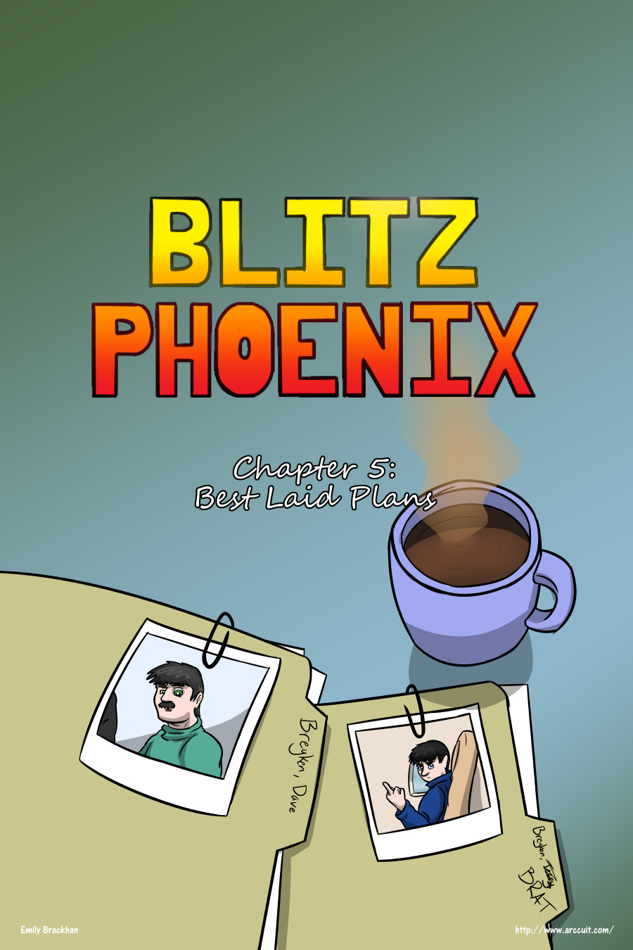 Blitz Phoenix: Chapter 5 - Best Laid Plans