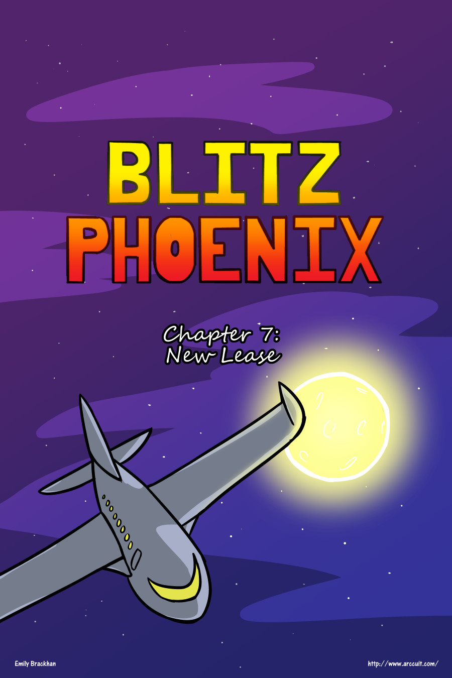 Blitz Phoenix: Chapter 7 - New Lease